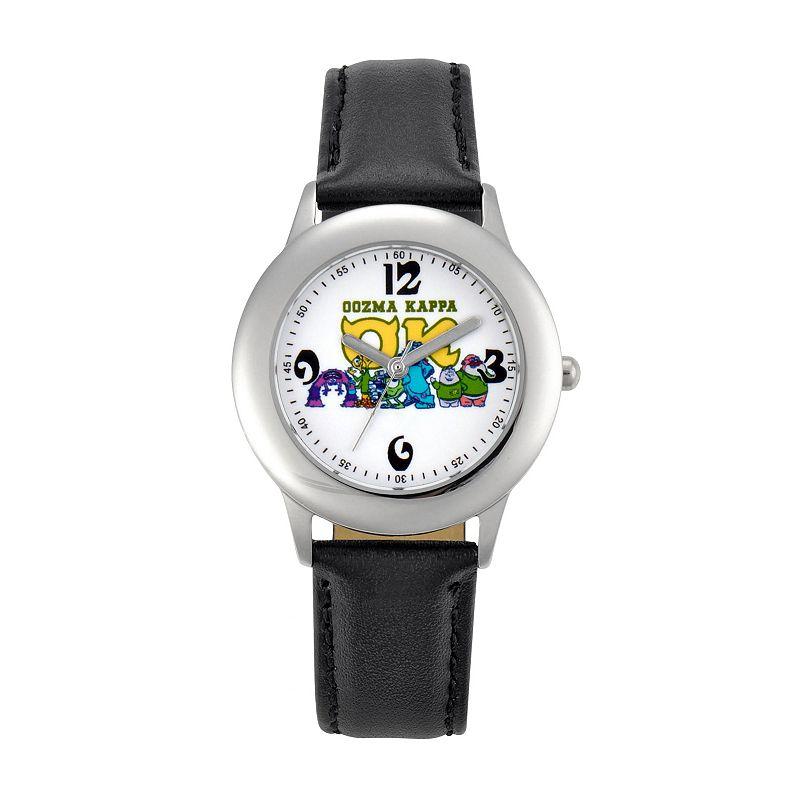Disney / Pixar Monsters University Oozma Kappa Juniors' Leather Watch