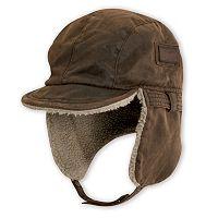 DPC Outdoor Design Distressed Winter Flap Hat - Men