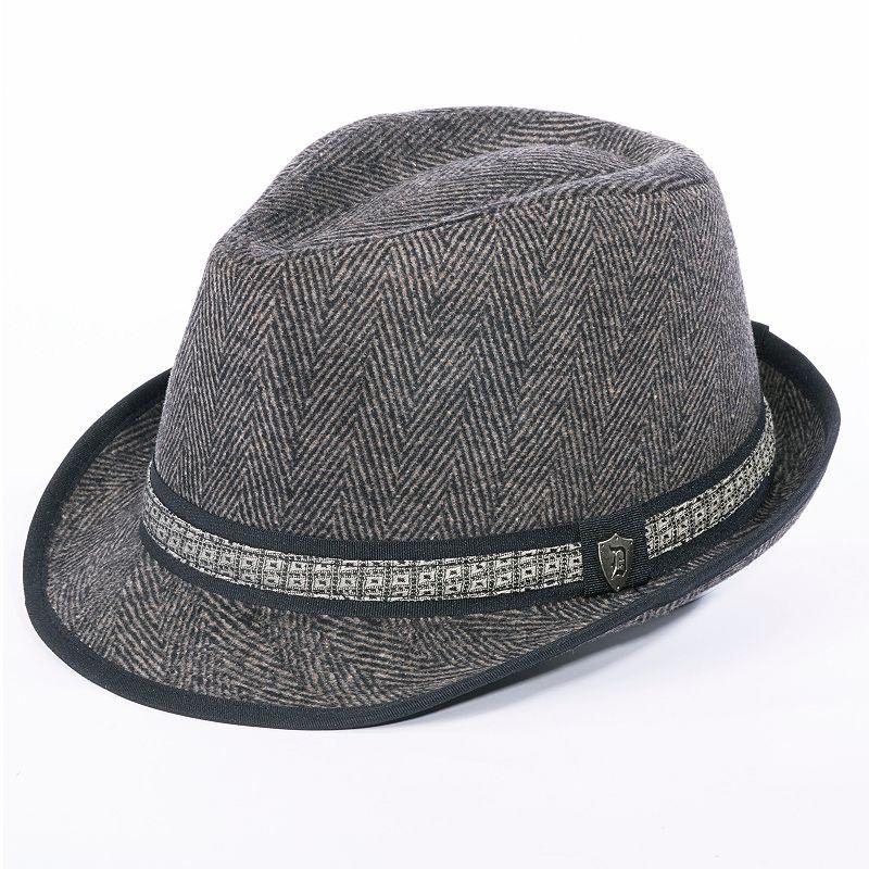 DPC 1921 Herringbone Fedora - Men