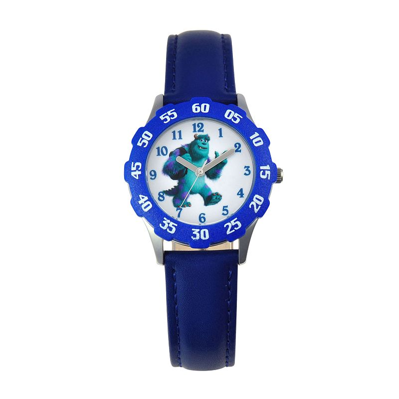 Disney / Pixar Monsters University Sulley Juniors' Leather Watch
