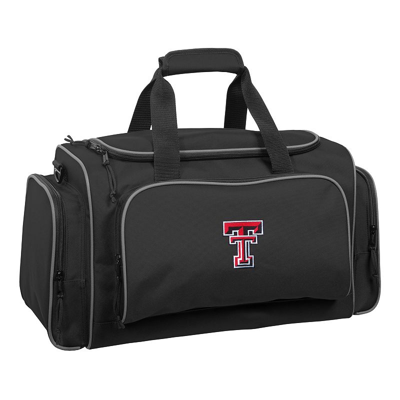 WallyBags 21-Inch Texas Tech Red Raiders Duffel Bag