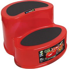 Disney / Pixar Cars Two-Tier Step Stool by