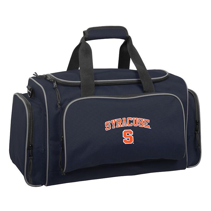 WallyBags 21-Inch Syracuse University Orange Duffel Bag