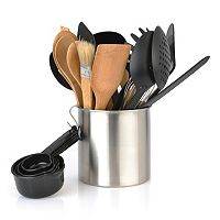 BergHOFF Studio 23-pc. Kitchen Crock & Utensil Set