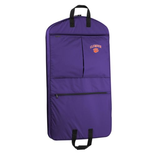 WallyBags Clemson Tigers 40-Inch Garment Bag
