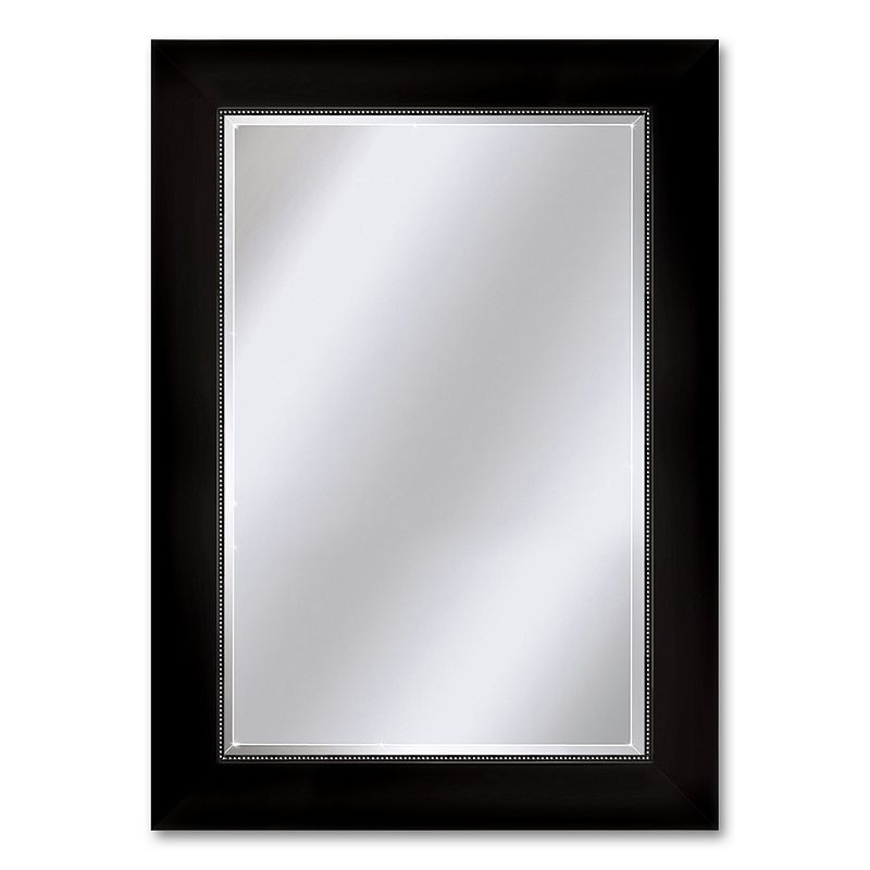 Head West Beaded Beveled Wall Mirror
