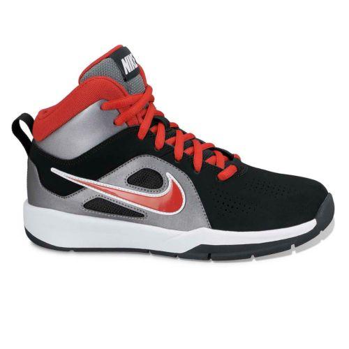 Nike Team Hustle D 6 Basketball Shoes - Boys