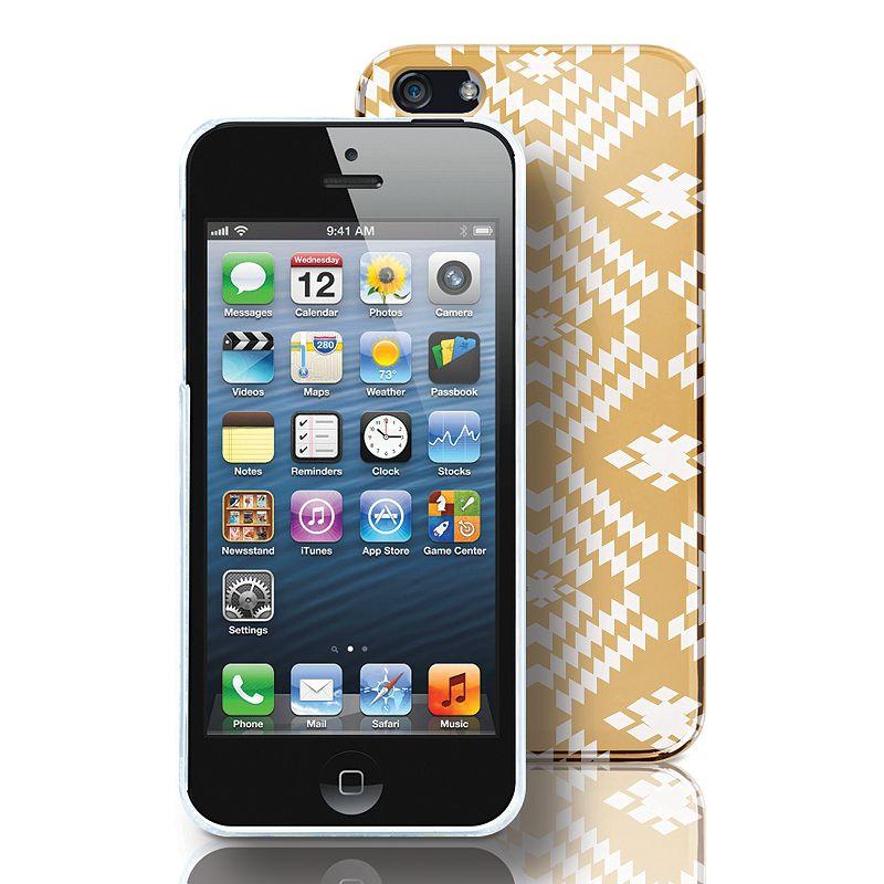 Fashionation Tribal iPhone 5 Hardshell Cell Phone Case