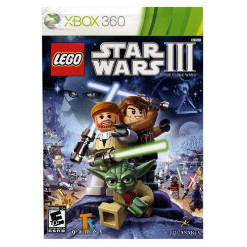 LEGO Star Wars III: The Clone Wars for Xbox 360