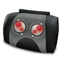 HoMedics Shiatsu & Vibration Massage Pillow with Heat