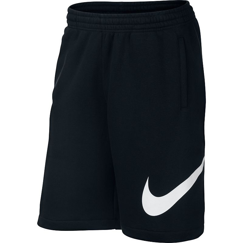Men's Nike Club Exploded Swoosh Shorts