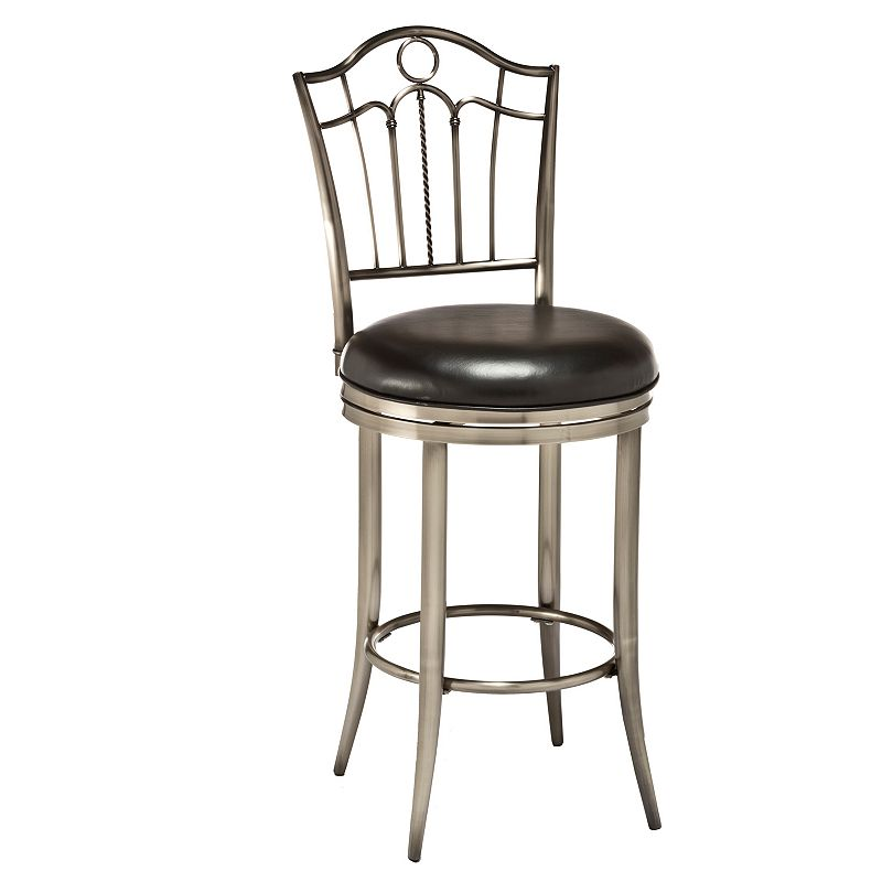 Hillsdale Furniture Portland Swivel Counter Stool