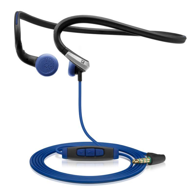 Sennheiser Adidas PMX 685i Sports Neckband Headphones, Black thumbnail