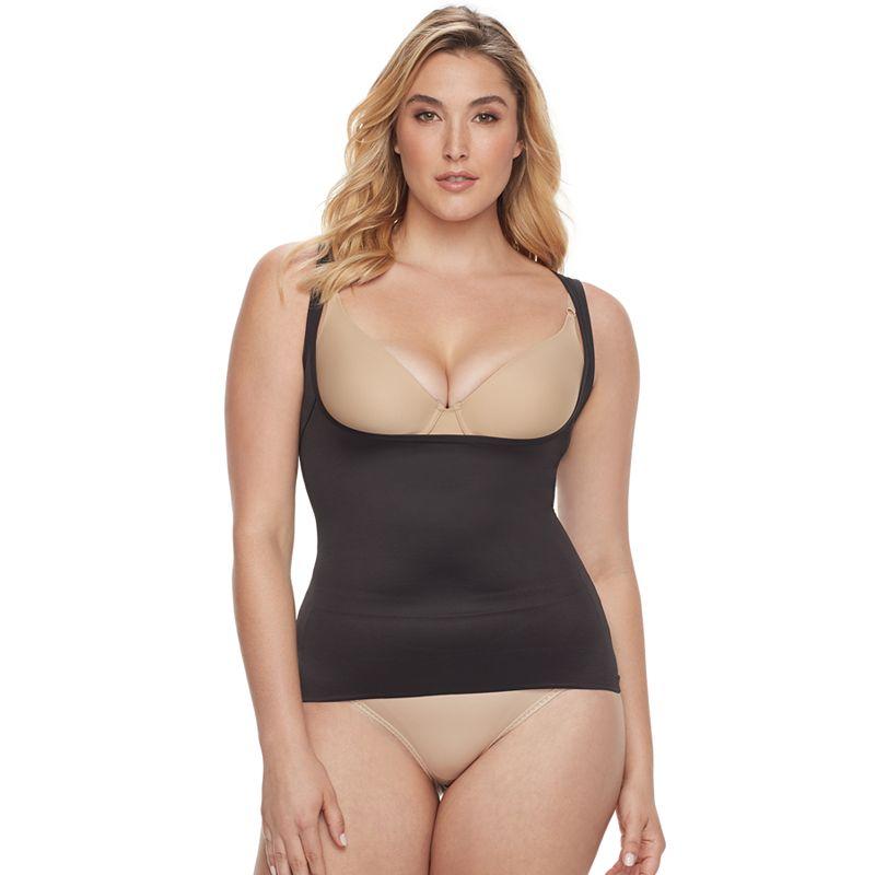 Plus Size Naomi & Nicole Unbelievable Comfort Torsette 7770