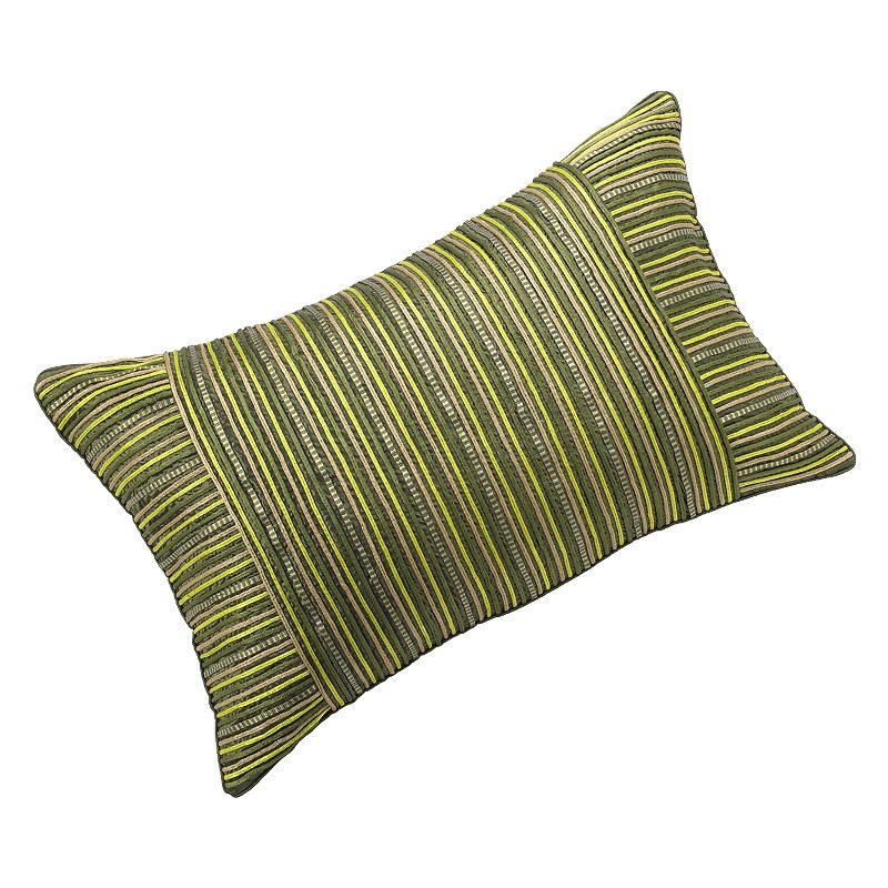 edie inc signature cord decorative pillow. Black Bedroom Furniture Sets. Home Design Ideas
