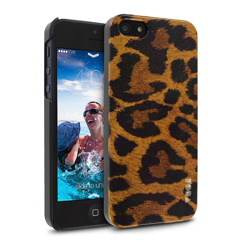 Cellairis Leopard iPhone 5 and 5S Cell Phone Case
