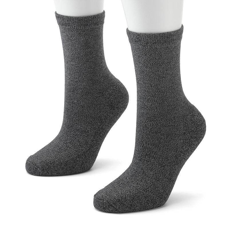 SONOMA Goods for Life™ 2-pk. Cushion Sole Crew Socks