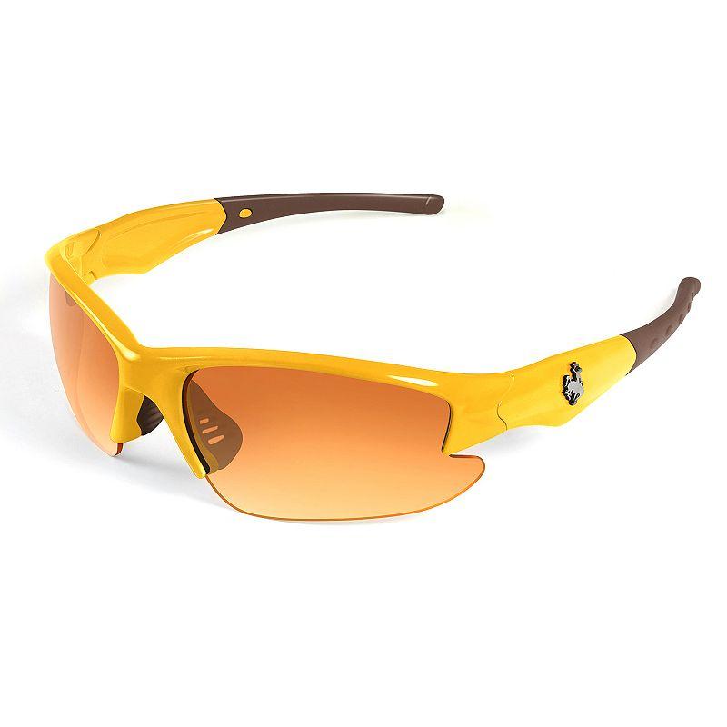 Adult Maxx HD Wyoming Cowboys Dynasty Sunglasses