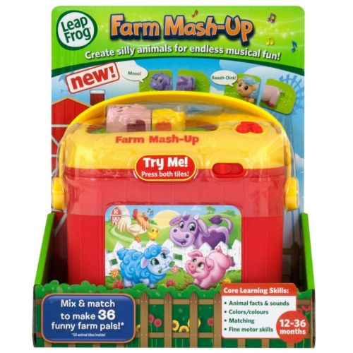 LeapFrog Farm Mash-Up