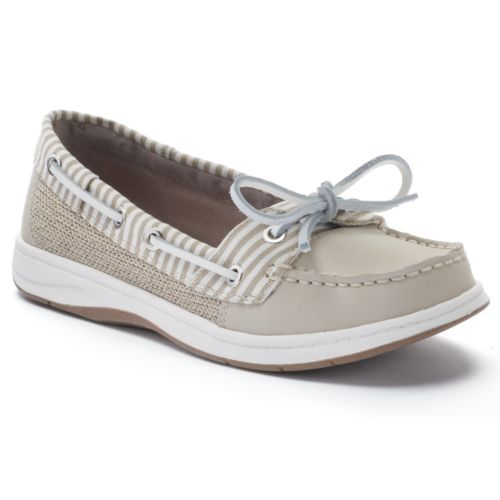 Croft & Barrow® Boat Shoes - Women