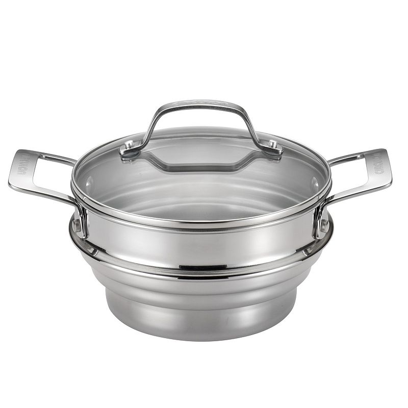 Circulon Stainless Steel Universal Steamer