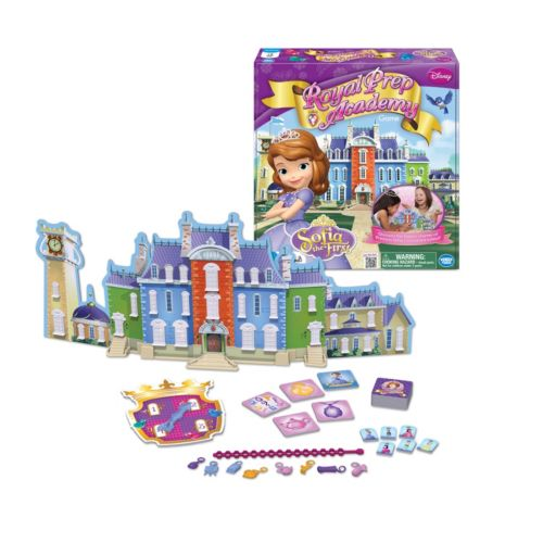 Disney Sofia the First Royal Prep Academy Game