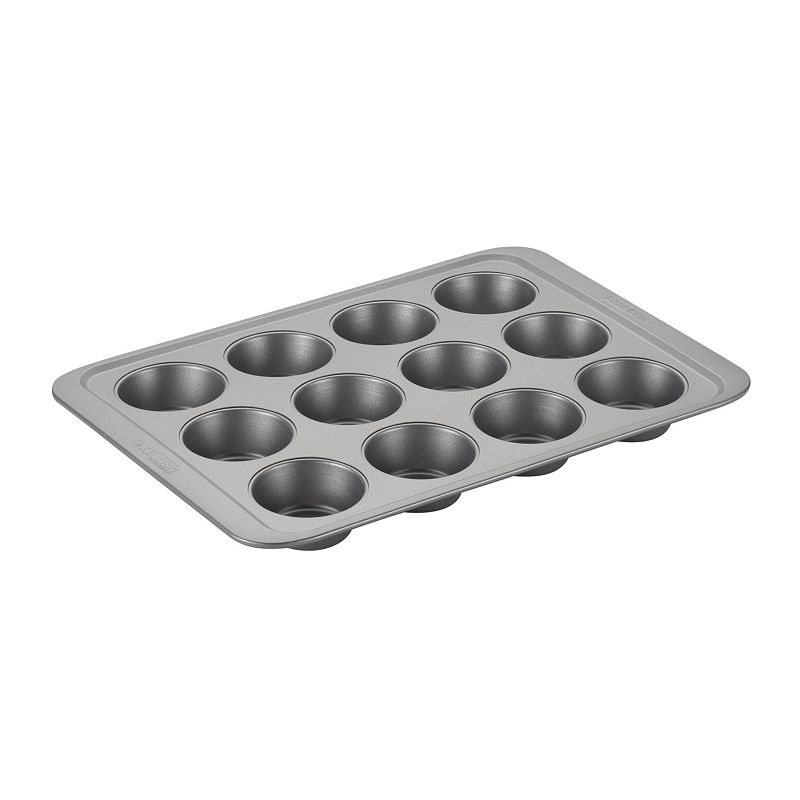 Cake Boss Basics Nonstick 12-Cup Muffin Pan