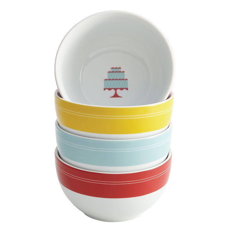 Cake Boss Mini Cakes 4-pc. Ice Cream Bowl Set