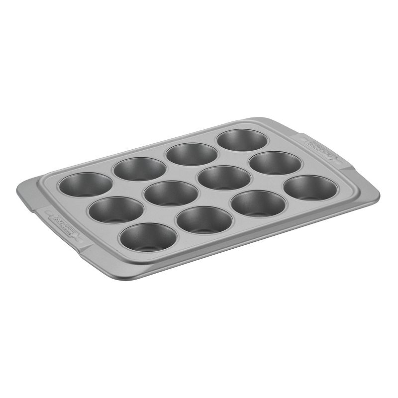 Cake Boss Deluxe Nonstick 12-Cup Muffin Pan