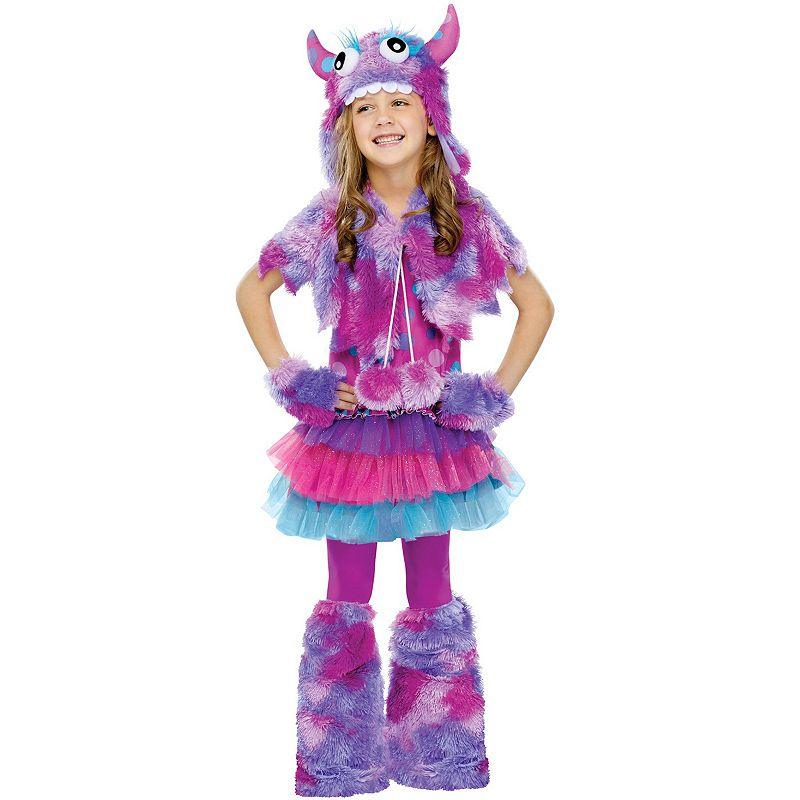 Polka Dot Monster Costume - Kids