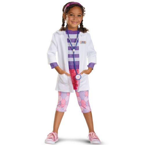 Disney Doc McStuffins Deluxe Costume - Toddler/Kids