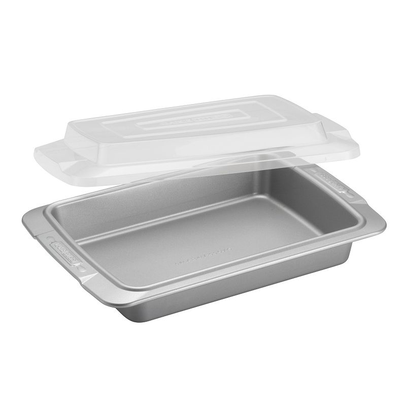 Cake Boss Deluxe 9'' x 13'' Nonstick Covered Cake Pan