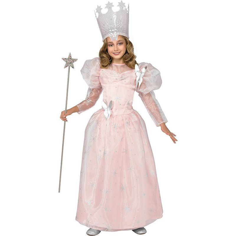 Wizard of Oz Glinda the Good Witch Deluxe Costume - Kids