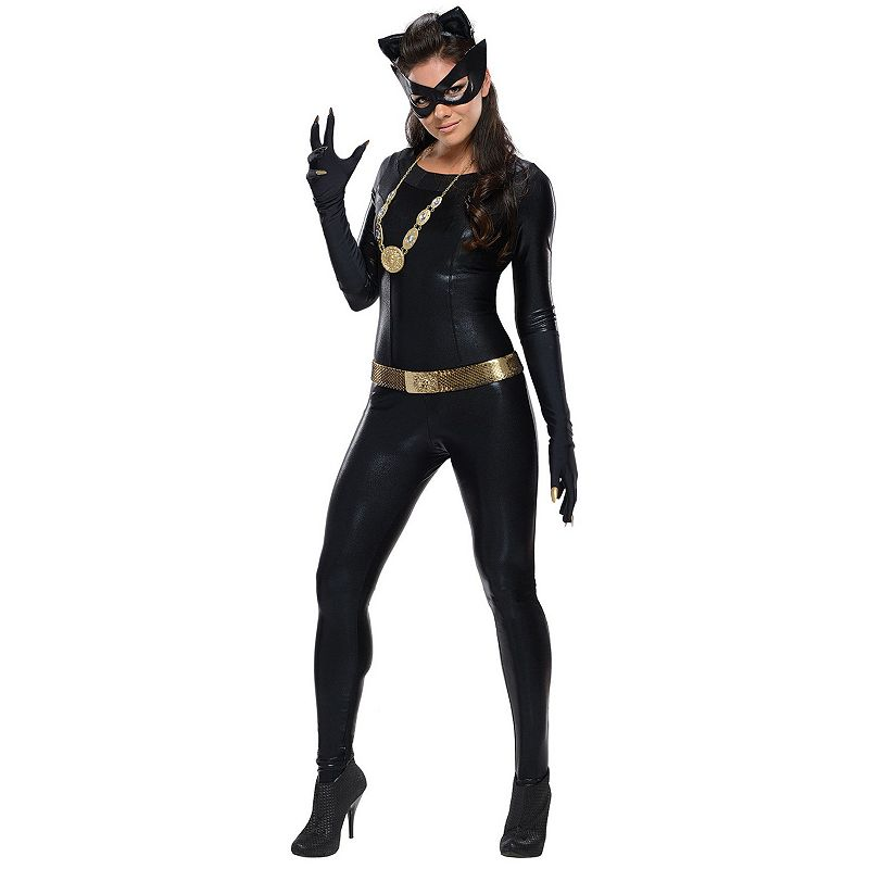 Batman Classic 1966 Series Grand Heritage Catwoman Costume - Adult
