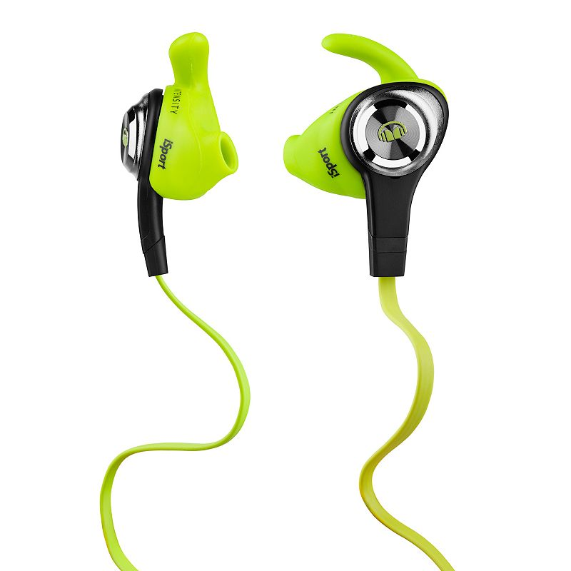 Monster iSport Intensity In-Ear Headphones for iOS