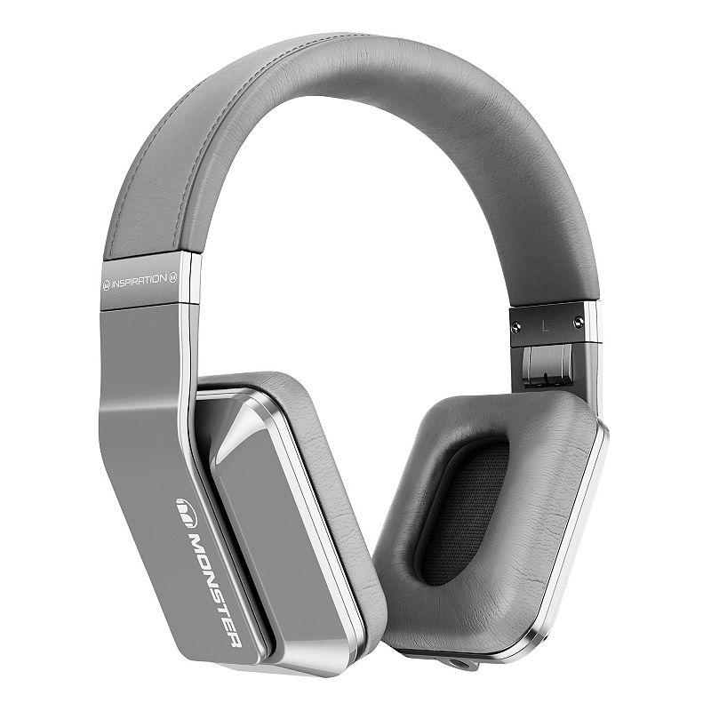 Monster Inspiration Active Noise-Cancelling On-Ear Headphones