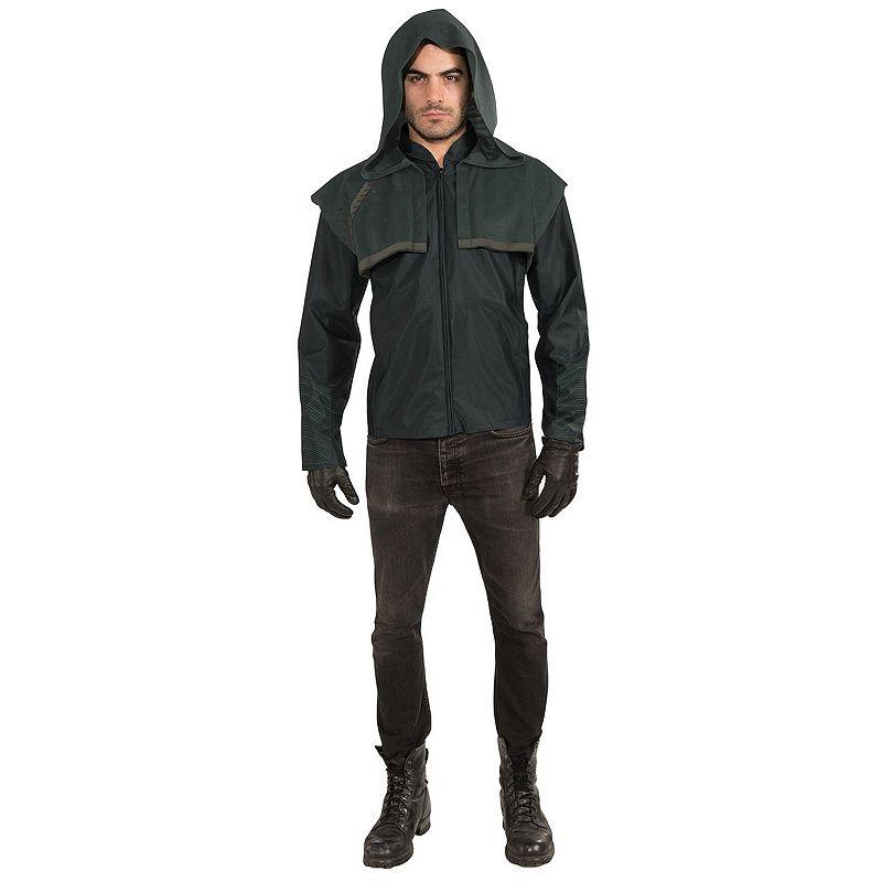 Green Arrow Deluxe Costume - Adult