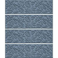 WaterGuard Fall Day 4-pk. Indoor Outdoor Stair Tread Set