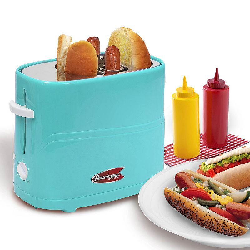 Elite Cuisine Hot Dog Toaster