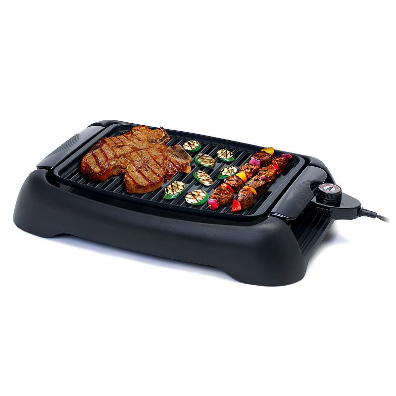 Elite Cuisine 13-in. Countertop Grill