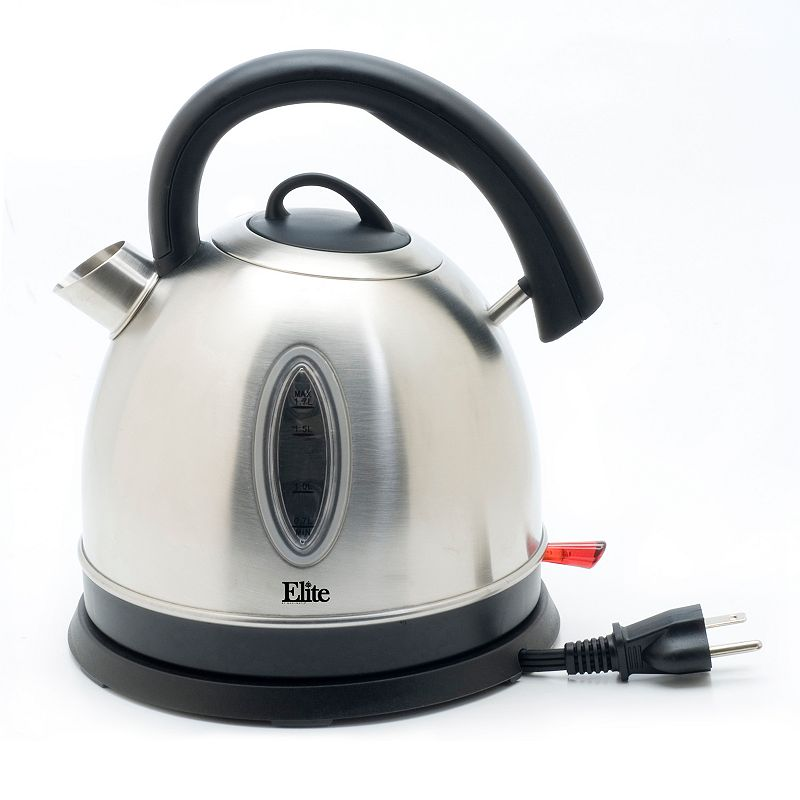 Elite Platinum 1.7L Stainless Steel Electric Kettle