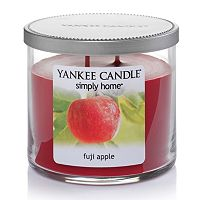 Yankee Candle simply home 10-oz. Fuji Apple Jar Candle