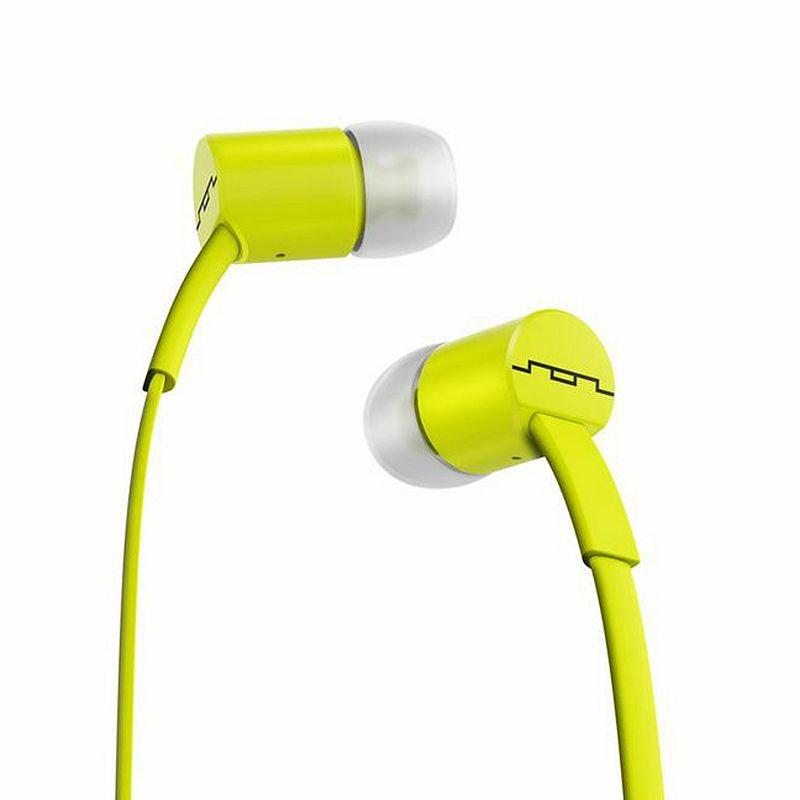SOL REPUBLIC Jax 1-Button In-Ear Headphones