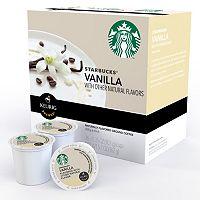 Keurig® K-Cup® Pod Starbucks Vanilla Coffee - 16-pk.