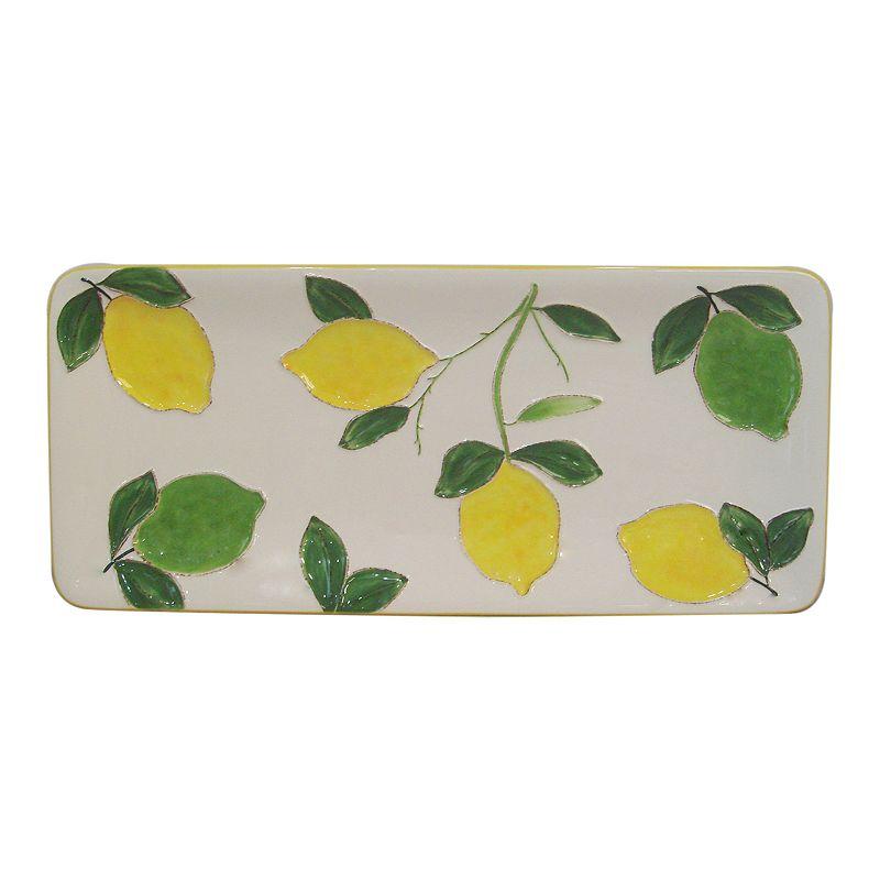SONOMA Goods for Life™ Lemon Rectangular Platter