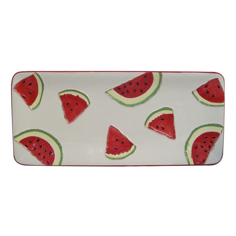 SONOMA Goods for Life™ Watermelon Rectangular Platter