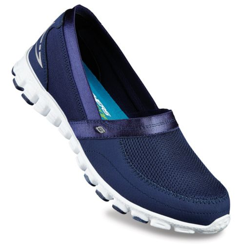 Skechers EZ Flex Take It Easy Slip-On Shoes - Women