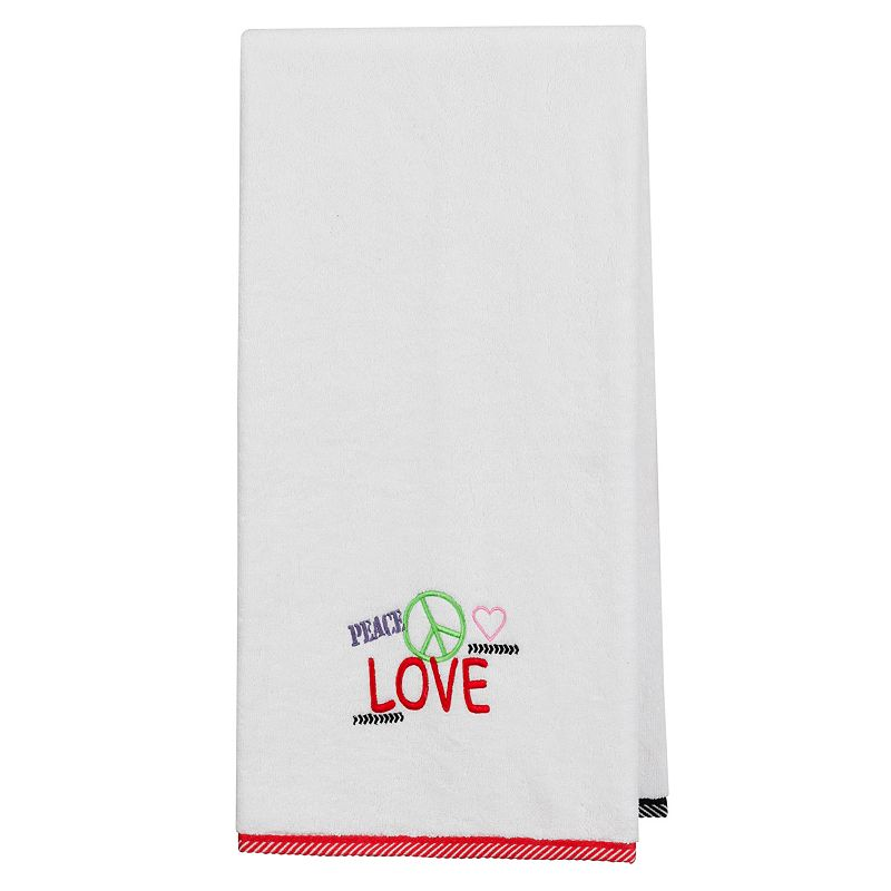 Creative Bath Graffiti Bath Towel