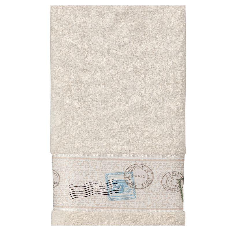 Creative Bath Travelers Journal Hand Towel