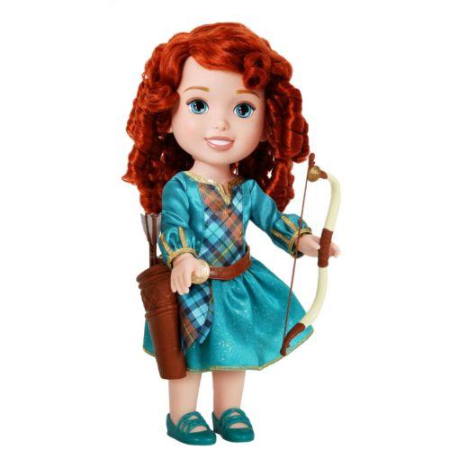 Disney Princess My First Toddler Merida Doll